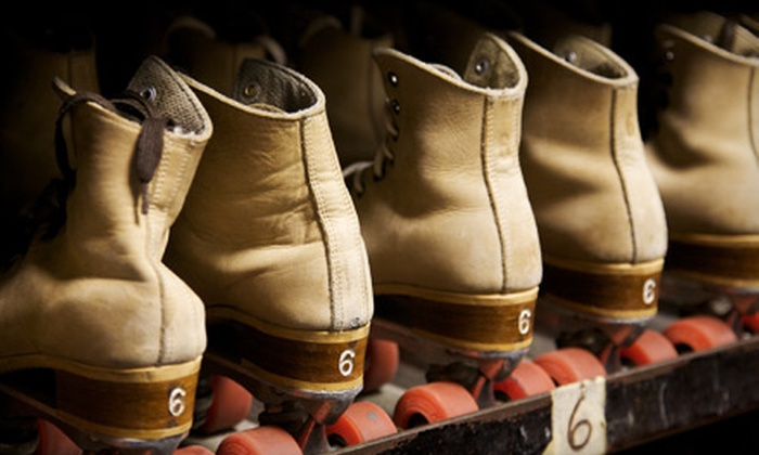 Ron-A-Roll - Vernon: $16 for Roller-Skate Outing for Two at Ron-A-Roll in Vernon (Up to $33.50 Value)