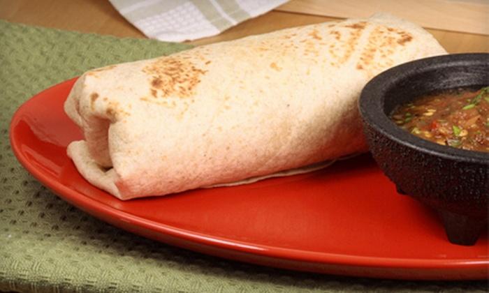 Pepe's Mexican Restaurant - Homer Glen: $15 for $30 Worth of Mexican Fare at Pepe's Mexican Restaurant in Homer Glen