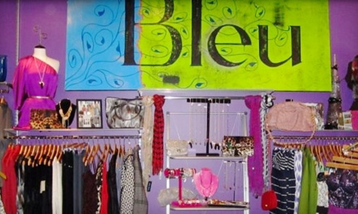 Ella Bleu - Plano: $20 for $40 Worth of Boutique Clothing at Ella Bleu in Plano