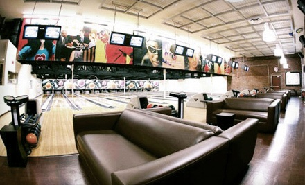 Bowling Package for One - Harlem Lanes in Manhattan