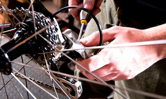 Bobby's Bike Hike - Bobby's Bike Hike Chicago: Standard or Premium Bike Tune-Up at Bobby's Bike Hike (50% Off)