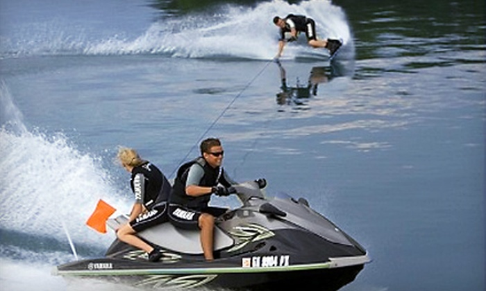 Invert Sports - Apache Junction: Jet-Ski or Power-Boat Rental Packages from Invert Sport in Apache Junction
