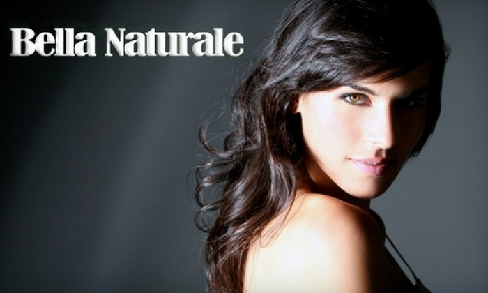 Bella Naturale - Indianapolis: $50 for $100 Worth of Hair Care Services from Bella Naturale