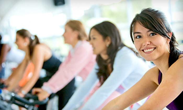 Health Club at Hilton Anaheim - Convention Center: 10 Fitness Classes or 14 Gym Visits at Health Club at Hilton Anaheim (Up to 83% Off)