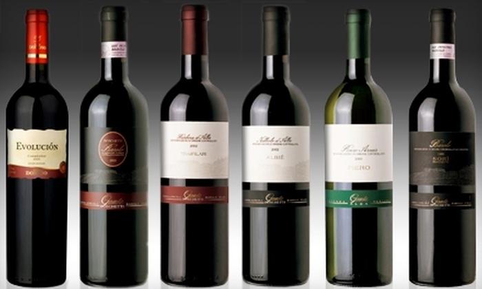 DomVino.com: $25 for $50 Worth of Fine Wine from DomVino.com