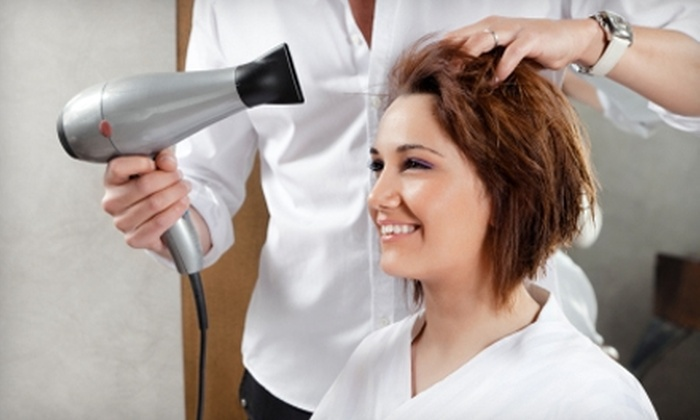 Evans & Co. Salon - South Redlands: $25 for $50 Worth of Haircuts, Coloring, and More at Evans & Co. Salon
