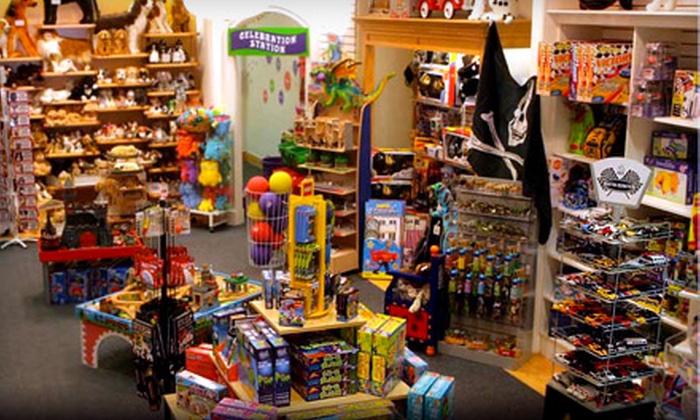 Village Toy Company - Downtown Grosse Pointe: $10 for $20 Worth of Toys, Crafts, and Games at Village Toy Company in Grosse Pointe