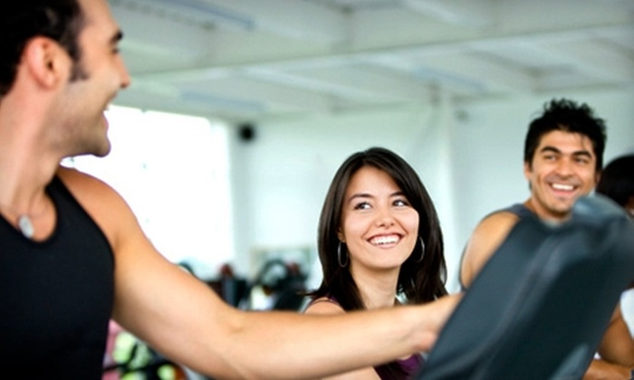 Hometown Fitness - Plainfield: $99 for a Six-Month Membership (Up to $219.93 Value) or Four Personal-Training Sessions ($200 Value) at Hometown Fitness in Plainfield
