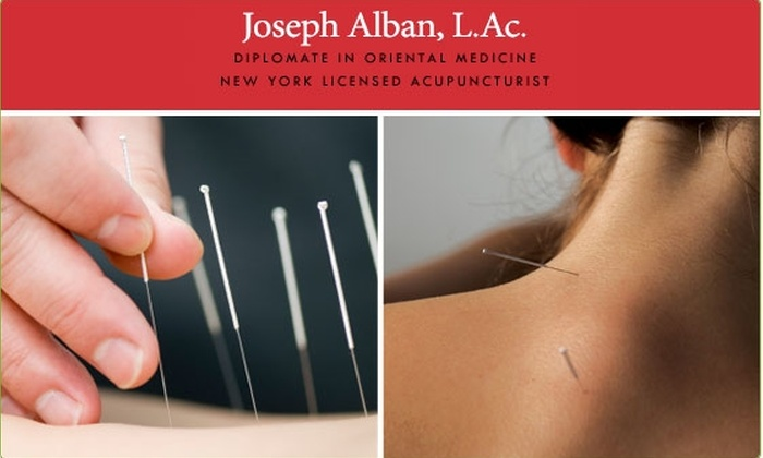 Alban Acupuncture and Herbs Clinic - New York City: $45 for One Hour of Acupuncture (Normally $100)