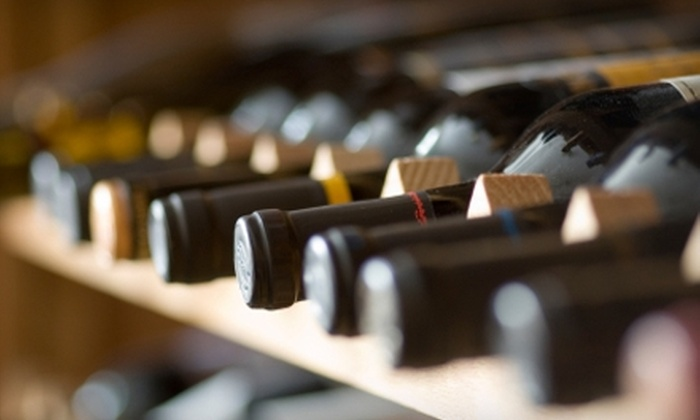 Pacific Wine Merchants - Upland: $20 for $40 Worth of Wine Tastings, Cigars, and Hors d'oeuvres at Pacific Wine Merchants