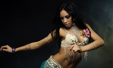 The Mind, Body & Soul Studio: 5 Belly-Dance Classes - The Mind, Body & Soul Studio in Staten Island