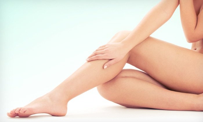 M.D. Aesthetics Medispa and Laser Center - Westwood: Laser Hair Removal at M.D. Aesthetics Medispa and Laser Center in Westwood (Up to 91% Off). Three Options Available.
