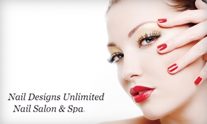 Nail Designs Unlimited Nail Salon & Spa - Bazetta: $30 for $60 Worth of Nail Care Services at Nail Designs Unlimited Nail Salon & Spa