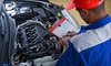 A & J Automotive Repair - Southeastern Sacramento: Car Safety and Brake Inspections at A & J Automotive Repair and Fleet Services (Up to 66% Off). Two Options Available.