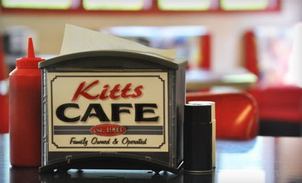 Kitts Cafe: $100 Groupon for Catering - Kitts Cafe in Knoxville
