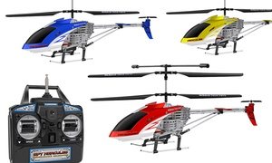 Spy Hercules Camera Unbreakable 3.5-Channel RC Helicopter