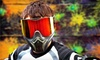 Fun On The Run Paintball Park - Shady Oaks Manor: Kids' SplatMaster Paintball for One, Two, Four, or Eight at Fun on the Run Paintball Park (Up to 57% Off)