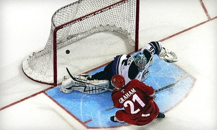Allen Americans - Allen Event Center: Allen Americans Hockey Games at Allen Event Center (Up to 55% Off). 13 Options Available.