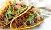 50% Off Mexican Cuisine at Los Portales