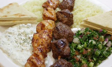 Greek Food at Greek Kouzina (Up to 44% Off). Three Options Available.