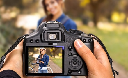 $49 for a 2.5-Hour Photography Fundamentals Workshop from Eric C. Gould Photography (Up to 67% Off)