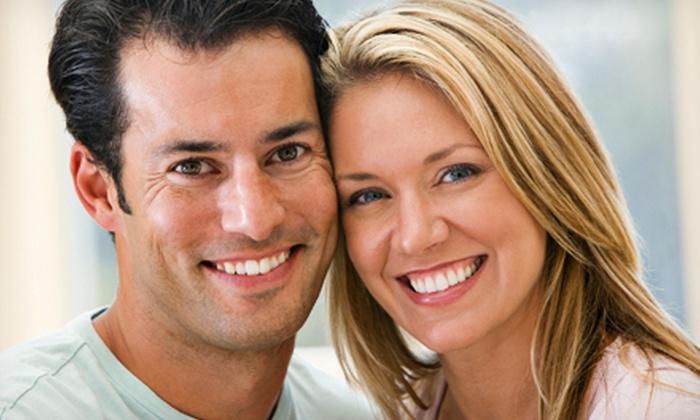 Boulder Dental Center and Littleton Dental - Multiple Locations: Dental Checkup with X-rays, or Laser Teeth Whitening at Boulder Dental Center and Littleton Dental (Up to 80% Off)