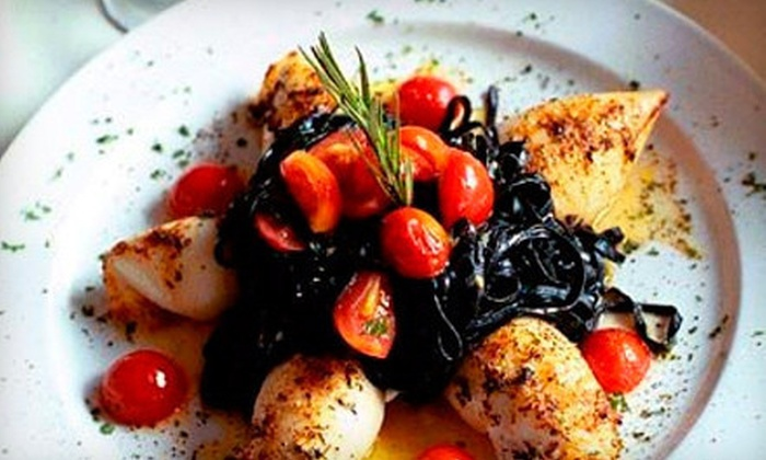 La Tavola Ristorante Italiano - Little Italy: Italian Dinner Cuisine and Drinks at La Tavola Ristorante Italiano (Half Off). Two Options Available.