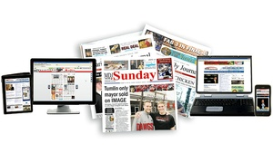 Marietta Daily Journal: Six-Month Subscription to Digital or Sunday Print Edition or Both from the Marietta Daily Journal (Up to 73% Off)