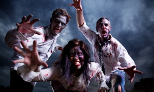 Cottonwood Golf Club: One or Two Entries to The Zombie Dash on Saturday, October 24 at Cottonwood Golf Club (Up to 50% Off)