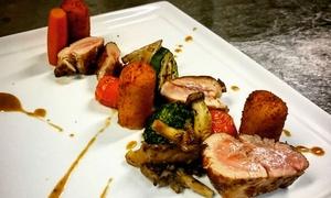 Brasserie Leysen: Menu culinaire en 3 ou 4 services chez Brasserie Leysen à Bonheiden à partir de 19,99 €!