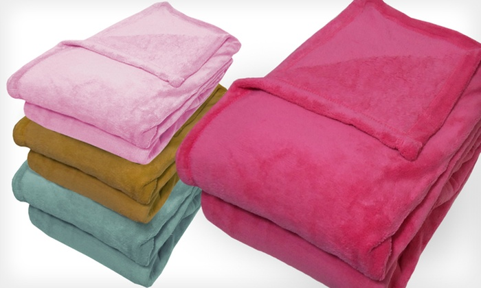 Northpoint Therma Plush Blanket: Northpoint Hotel Collection Therma Plush Blanket (Up to 63% Off). Multiple Options Available. Free Shipping and Returns.