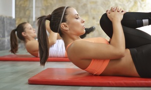 Pure Pilates: Five Mat or Machine Pilates Classes at Pure Pilates (Up to 62%Off)