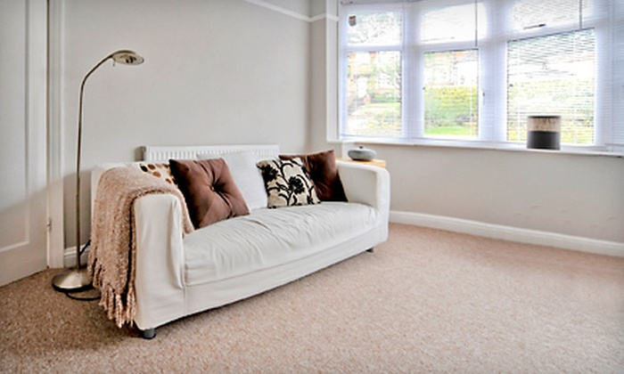 Pro Clean of Kansas City - Kansas City: Carpet Cleaning for Three Rooms or One House from Pro Clean of Kansas City (Up to 53% Off)