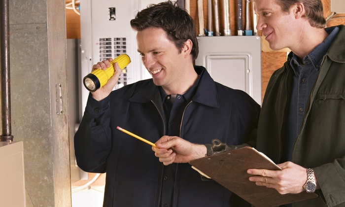 Clover Services - Fairfax: $69 for a Furnace Tune-Up and AC Inspection from Clover Services ($189 Value)
