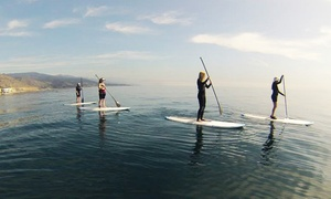 Hana Paddle Boards: Guided Standup-Paddleboard Tour for One or Two at Hana Paddle Boards (Up to 53% Off)