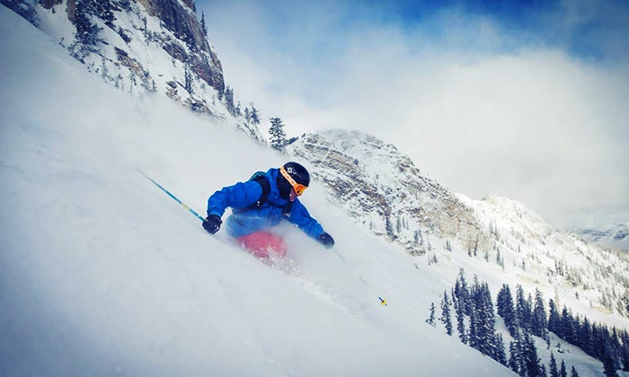 Solitude Mountain Resort - Cottonwood: $74 for All-Day Skiing for Two at Solitude Mountain Resort ($148 Value). Select Dates Available.