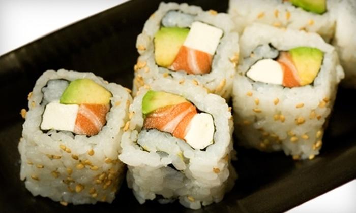 Kobe Cho Sushi - Mount Olympus: $15 for $30 Worth of Japanese Cuisine at Kobe Cho Sushi