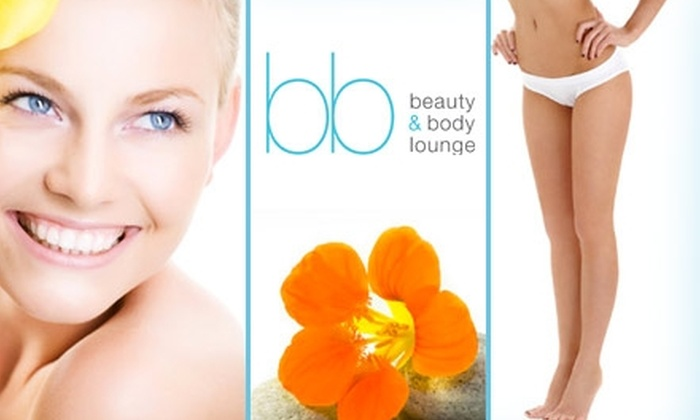 Beauty and Body Lounge - University Heights: $35 for $80 Toward Waxing, Facials, and More at Beauty and Body Lounge