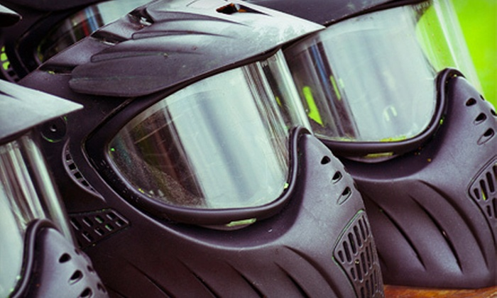 PaintballTickets.ca - Ottawa: 5 or 10 Paintball Outings at Participating Fields from PaintballTickets.ca (Up to 58% Off)
