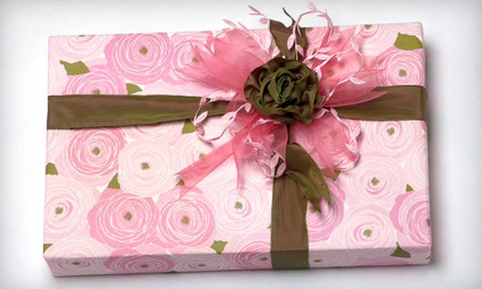 Lisa's Gift Wrappers - Royal Oak: $10 for $20 Worth of Professional Gift Wrapping at Lisa's Gift Wrappers