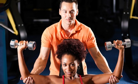 1 Personal-Training Session (a $65 value) - District Fitness Studio in Regina