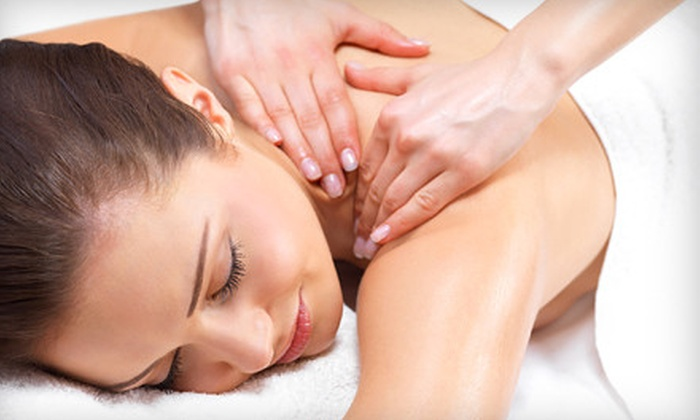 Plush Salon & Spa - Mesa: Pedicure or Facial Package for Two or Couples Massage at Plush Salon & Spa in Mesa (Up to 60% Off)