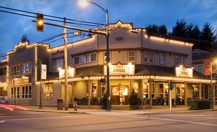 $15 Groupon to Wendel's Bookstore & Cafe - Wendel's Bookstore & Cafe in Fort Langley