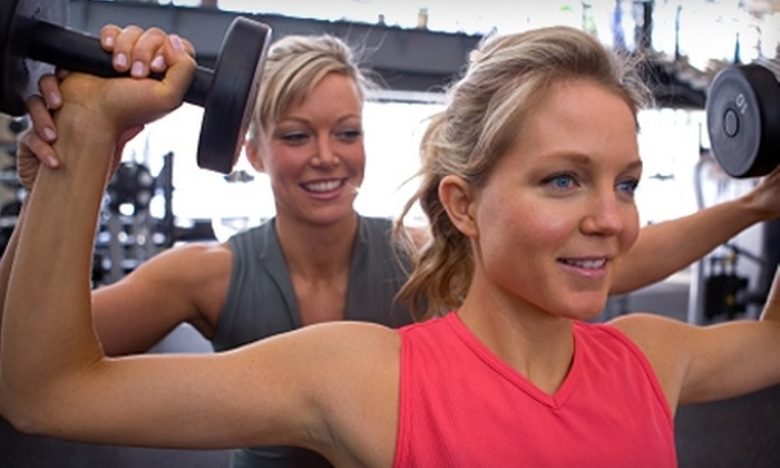 Air Fitness - Multiple Locations: $49 for Three One-Hour Personal-Training Sessions at Air Fitness