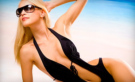 1 Spray-Tanning Session (up to $65 Value) - Shirley Pear Spray Tanning Salon in Maimi