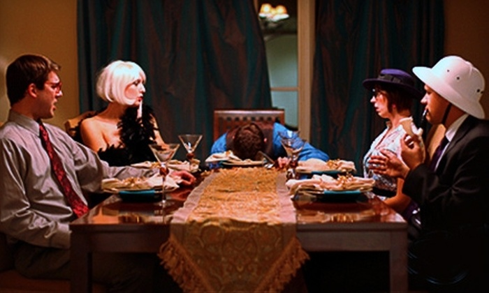 The Murder Mystery Company - Los Angeles: $29 for One Admission to a Murder-Mystery Dinner Show by The Murder Mystery Company at O'Mamamia ($60 Value)