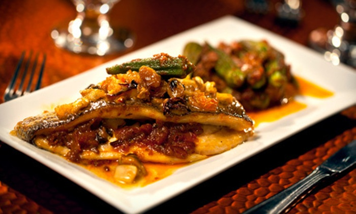 Zitoune - Mamaroneck: Moroccan Fare on Sunday–Friday or Saturday at Zitoune in Mamaroneck (Up to 56% Off)