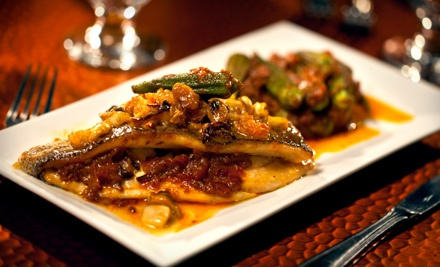 $45 Groupon for Moroccan Fare Sunday-Friday - Zitoune in Mamaroneck