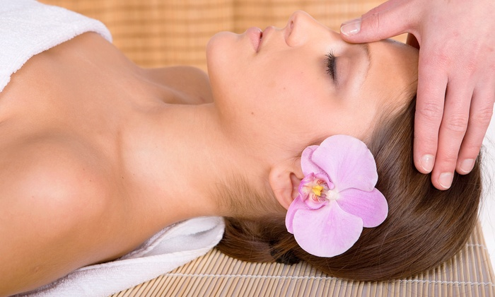 Let Me Help You Heal - River Bend Heights: 60-Minute Raindrop-Therapy Session or Lymphatic-Drainage Massage at Let Me Help You Heal (Up to 61% Off)