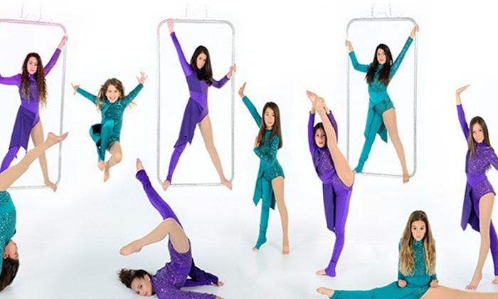 The Living Dolls Dance Factory - Riviera: Five or Ten Children's Dance Classes at the Living Dolls Dance Factory (Up to 77% Off)